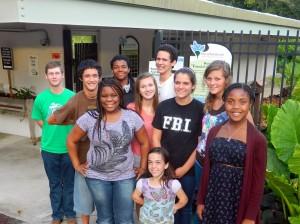 New Hanover County 4-H Teen Council