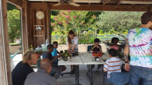 Lake Forest Academy at Ability Garden summer session