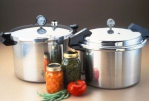 pressure cookers and canning