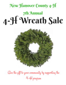 Cover photo for 7th Annual 4-H Wreath Sale