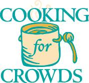 Cover photo for Cooking for Crowds