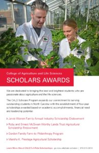 Cover photo for Scholarship Opportunities for Extraordinary Students