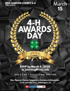 Cover photo for 4-H Awards Day Celebration