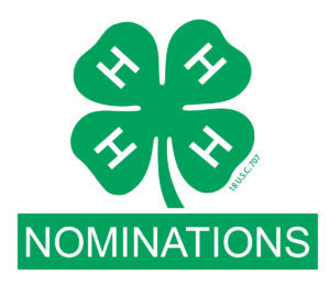 Cover photo for 4-H Awards Applications: 2019 Program Year