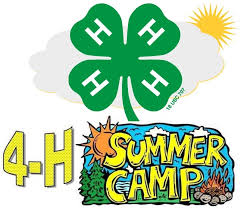 Cover photo for CANCELLATION of NHC 4-H SUMMER FUN CAMPS 2020