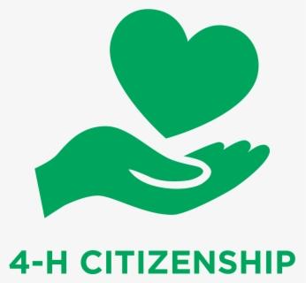 4-H Citizenship logo