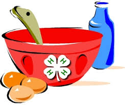 Cover photo for NEW 4-H CLUB: Get in the Kitchen