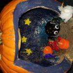 Bats pumpkin