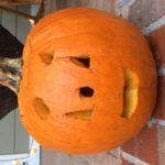 Ca-Ca-Koo-Koo pumpkin