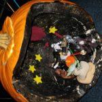Starwars Battle pumpkin