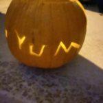 The Story pumpkin